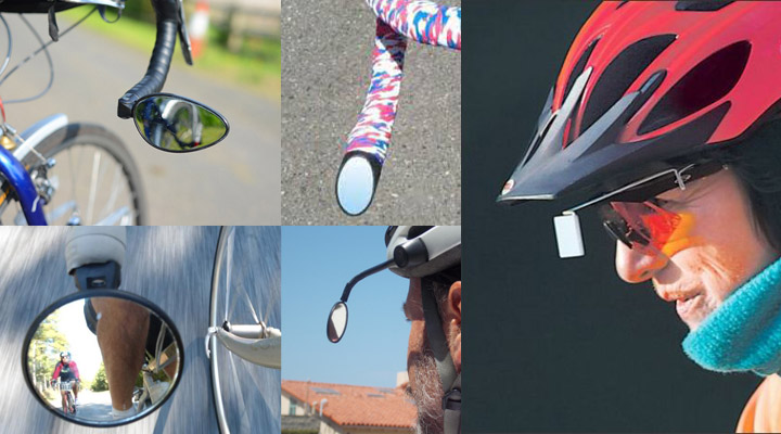 Rear View Bike Mirrors